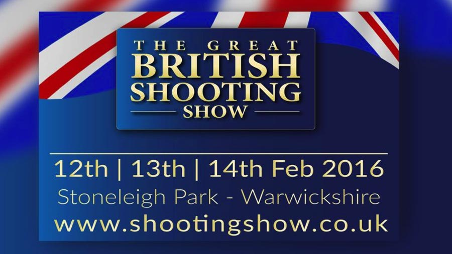British Shooting Show 2016