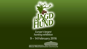 Jagd & Hund - Europe's largest hunting exhibition - 9-14 February 2016
