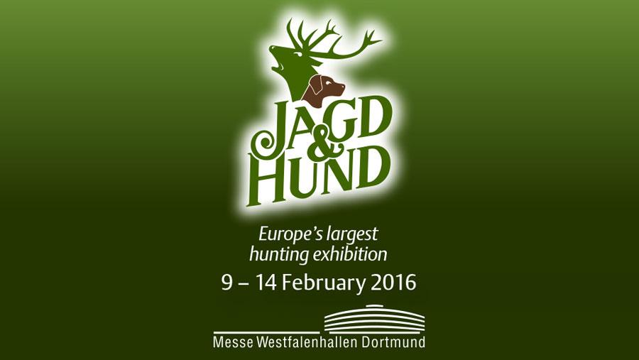 Jagd & Hund - Europe's largest hunting exhibition - 9-14 February 2016