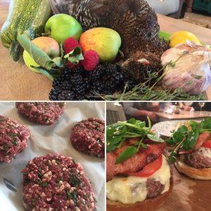Browning blog : Recipe Grouse Burgers