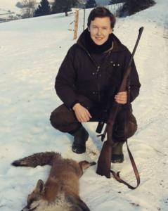 Browning Blog: Ambassadors Hunting Students Gert-Jan