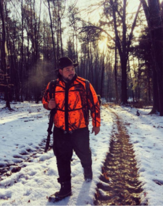 Browning Blog: Ambassadors Hunting Students Koen
