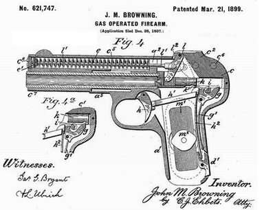 Browning Blog: Auto-5, BAR, B25, Hi-Power, 1900: focus on 5 Browning guns that have each sold over 1 million