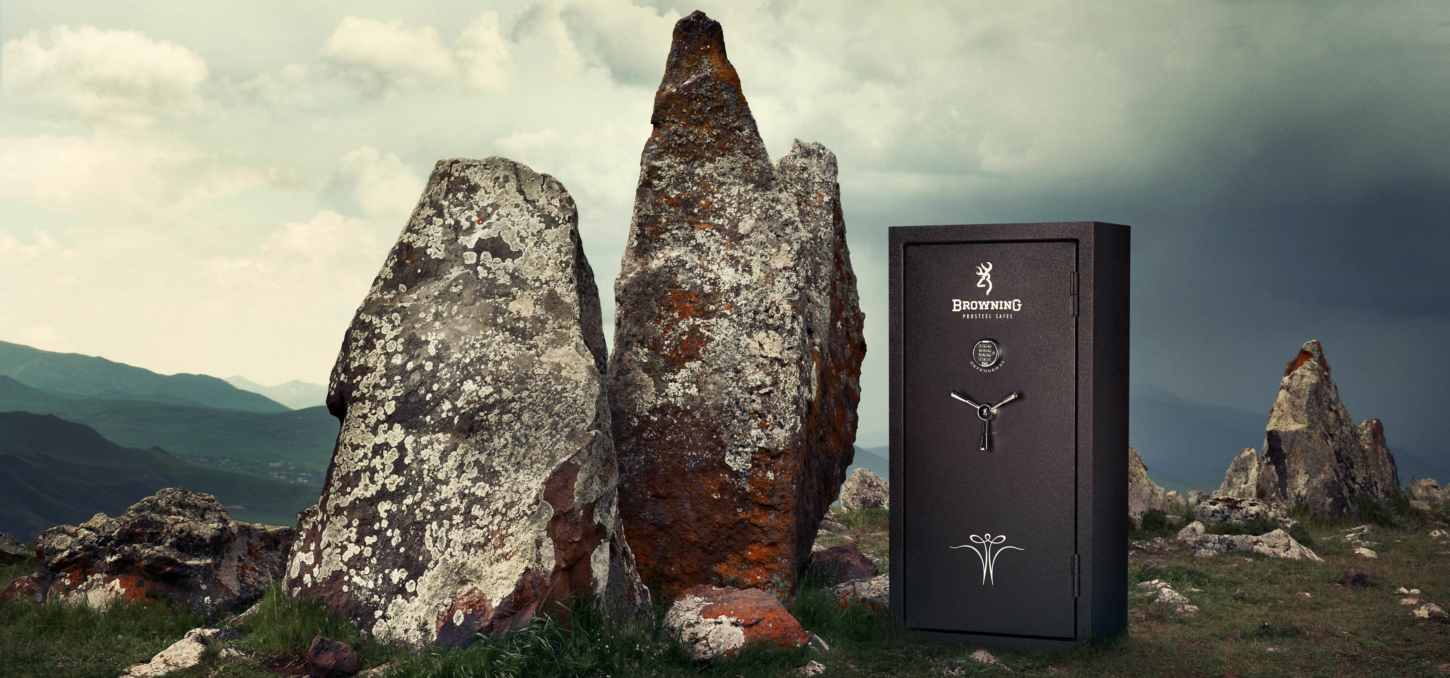 Browning blog: 5 reasons to buy a Browning safe