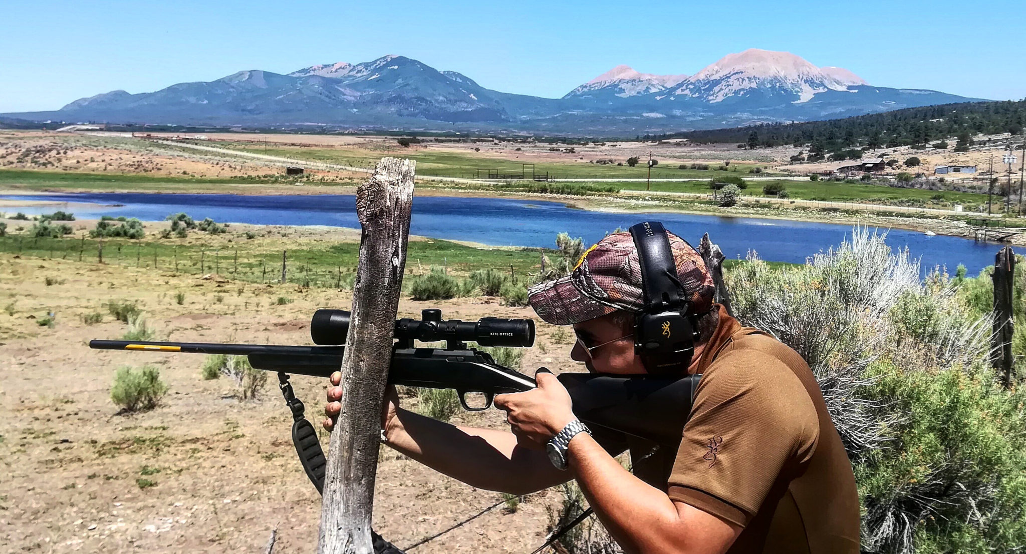 Browning Blog - United States: prairie dog hunting in Utah