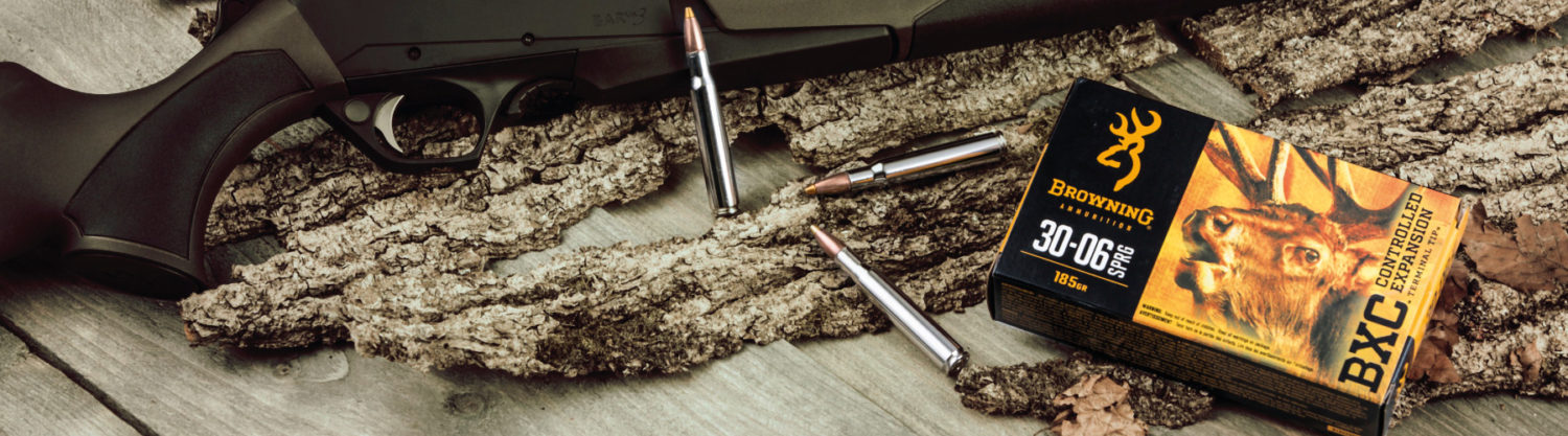 Browning Blog - Choosing centerfire calibres