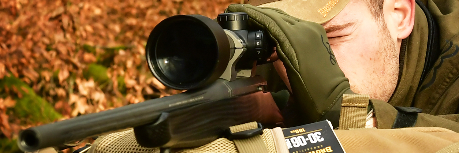 Browning Blog: Advice chosing scope hunting shooting