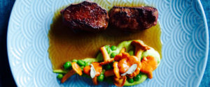 Browning blog: Fillet summer roe venison Clément's recipes