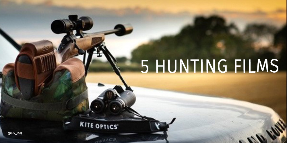 Browning blog : 5 films that let you enjoy hunting from your sofa