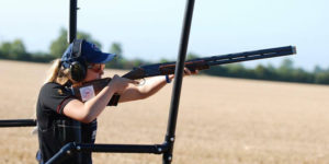 Browning Blog: Amy Easeman world Compak Sporting champion with her B725 Sporter Black Edition!