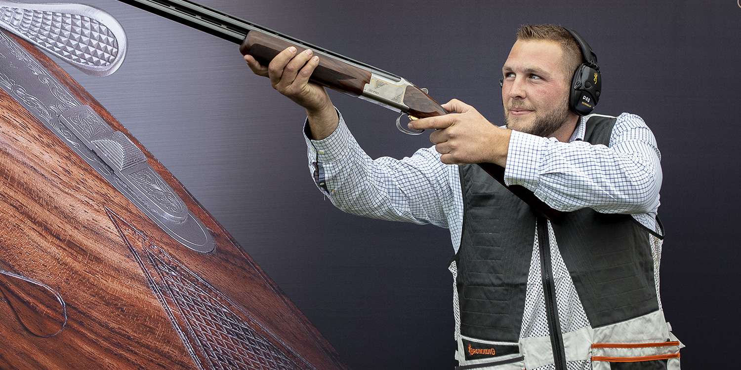Browning Blog: Sam Green World Sporting Champion with his Ultra XS!