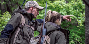 Browning Blog: The advantages of being accompanied during stalking and stalking hunts