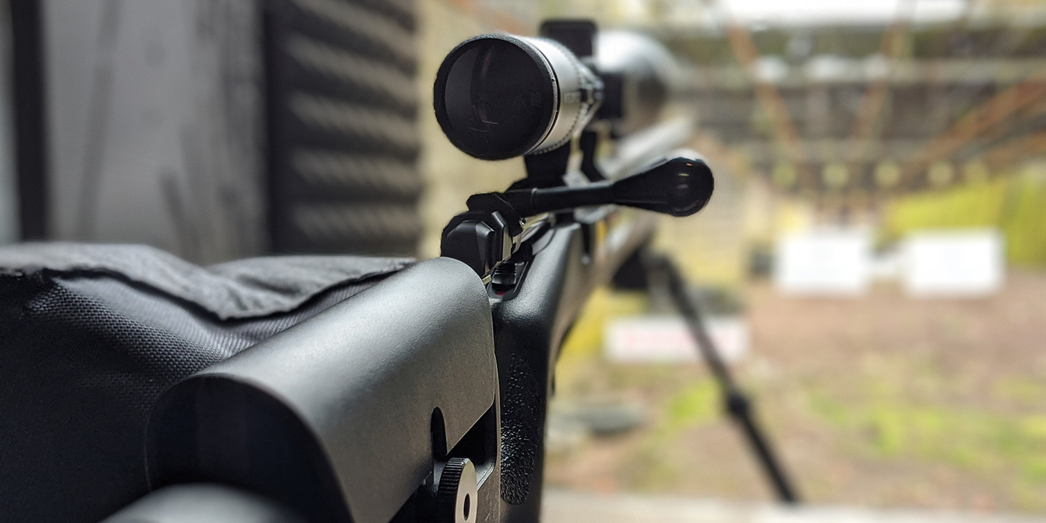 Browning blog: how to zero your scope with only four shots
