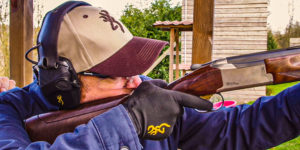 Browning blog: Ben takes up shooting